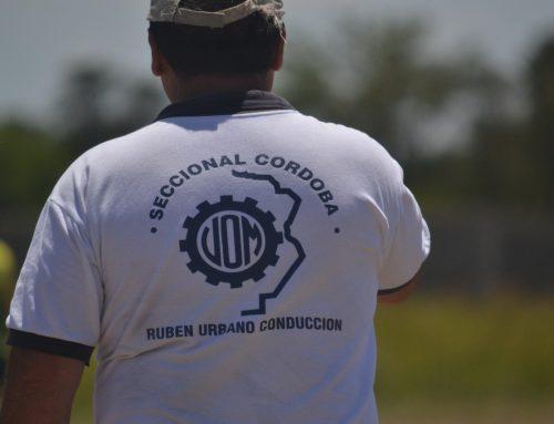 La UOM Córdoba nunca frenó su acompañamiento gremial y social